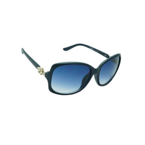 Ainak Blue Oval Sunglasses