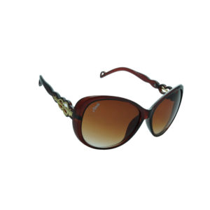 Ainak Brown Cat Eye Sunglasses