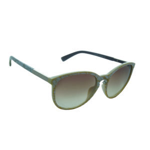 Ainak Brown Round Sunglasses