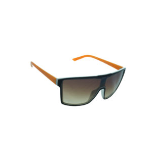 Ainak Brown Wrap-around Sunglasses