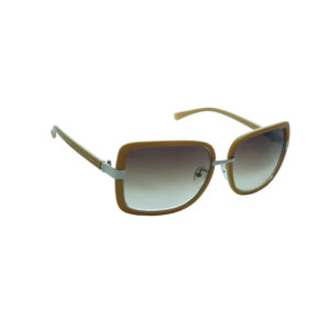 Ainak Brown Rectangular Sunglasses