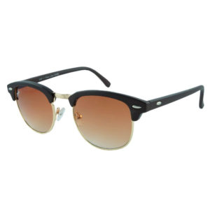 Ainak Brown Clubmaster Sunglasses