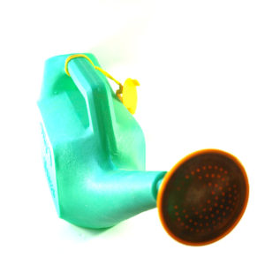 10-Liter Premium High-Grade Plastic Watering Can