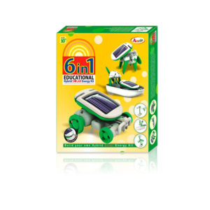Annie 6 in 1 Solar Energy Kit