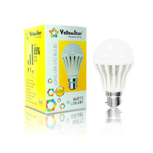 Yellow Star 3-Watt Led Bulb (Cool Day Light)