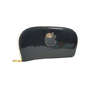 Apple Women Black Wallet