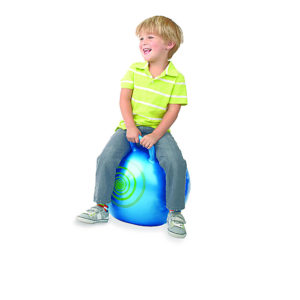Inflatable Hop Ball