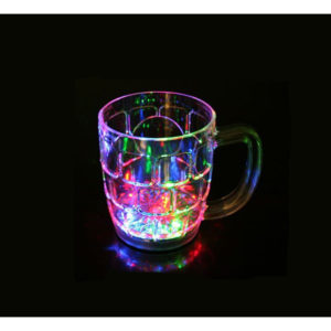 6- Color Changing Led Beer Mug