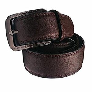Men Brown Belt