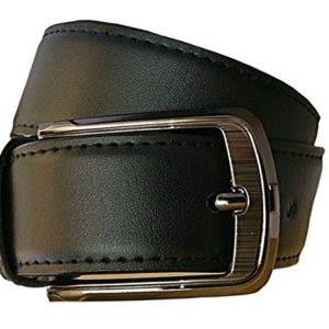 Men Black Belt