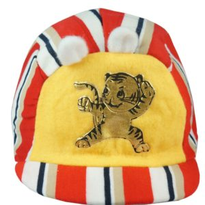 kids soft red cap