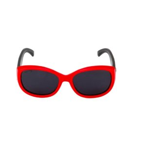 Kidz Cat Eye Sunglasses Red