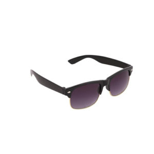 Kidz Black Club Master Sunglasses