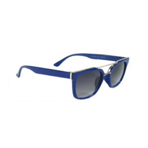Kidz Blue Cat Eye Sunglasses