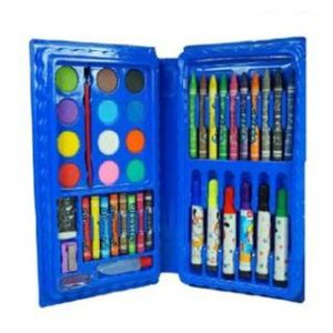 42pcs Color Set (Crayons,Oil Pastel,Sketch Pens, Water Colours) 42pcs Color Set (Crayons,Oil Pastel,Sketch Pens, Water Colours)