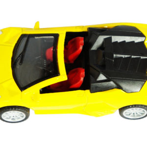 Toy Model New Die Cast Racing Car