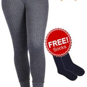 Oswal Ladies Gray Thermal Lower
