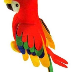 Coco Multi Musical Parrot Soft Toy